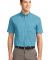 Port Authority Short Sleeve Easy Care Shirt S508 Maui Blue