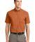 Port Authority Short Sleeve Easy Care Shirt S508 Texas Orange
