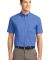 Port Authority Short Sleeve Easy Care Shirt S508 Ultramarne Blu