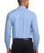 Port Authority Long Sleeve Easy Care Shirt S608 Lt Blue/Lt Stn