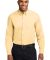 Port Authority Long Sleeve Easy Care Shirt S608 Yellow