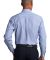 Port Authority Crosshatch Easy Care Shirt S640 Chambray Blue