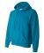 18500 Gildan Heavyweight Blend Hooded Sweatshirt ANTIQUE SAPPHIRE
