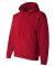 18500 Gildan Heavyweight Blend Hooded Sweatshirt ANTIQ CHERRY RED