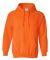 18500 Gildan Heavyweight Blend Hooded Sweatshirt S ORANGE