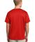 Sport Tek PosiCharge Tough Mesh153 Henley ST215 True Red