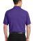 Sport Tek Dry Zone153 Raglan Polo T475 Purple