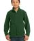 Port Authority Youth Value Fleece Jacket Y217 Forest Green