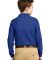 Port Authority Youth Long Sleeve Silk Touch153 Pol Royal