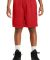 Sport Tek Youth PosiCharge Classic Mesh 8482 Short True Red