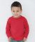 Rabbit Skins® 3311 Toddler Long Sleeve T-shirt Catalog