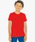 2201 American Apparel Unisex Youth Fine Jersey S/S RED