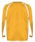 2154 Badger Youth Performance Long-Sleeve Hook Ath Gold/ White