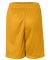 2207 Badger Youth Mesh/Tricot 6-Inch Shorts Gold