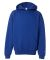 2254 Badger Youth Hooded Sweatshirt Royal
