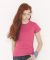 2616 LA T Girls' Fine Jersey Longer Length T-Shirt Catalog
