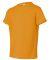 3301T Rabbit Skins Toddler Cotton T-Shirt GOLD