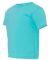 3301T Rabbit Skins Toddler Cotton T-Shirt Caribbean