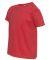 3321 Rabbit Skins Toddler Fine Jersey T-Shirt Vintage Red