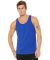 BELLA+CANVAS 3480 Unisex Cotton Tank Top TRUE ROYAL
