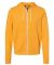 BELLA+CANVAS 3739 Unisex Poly-Cotton Fleece Hoodie GOLD