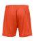 4116 Badger Ladies' B-Dry Core Short Burnt Orange