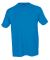 0202TC Tultex Unisex Tee with a Tear-Away Tag  Turquoise