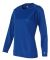 4164 Badger Ladies' B-Dry Core Long-Sleeve Tee Royal