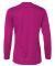 4164 Badger Ladies' B-Dry Core Long-Sleeve Tee Hot Pink