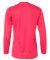 4164 Badger Ladies' B-Dry Core Long-Sleeve Tee Hot Coral