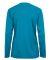 4164 Badger Ladies' B-Dry Core Long-Sleeve Tee Electric Blue