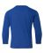 42400B Gildan Youth Core Performance Long-Sleeve T ROYAL