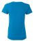5000L Gildan Missy Fit Heavy Cotton T-Shirt SAPPHIRE