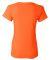 5000L Gildan Missy Fit Heavy Cotton T-Shirt SUNSET