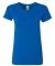5000L Gildan Missy Fit Heavy Cotton T-Shirt NEON BLUE