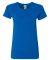 5000L Gildan Missy Fit Heavy Cotton T-Shirt NEON BLUE