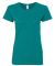 5000L Gildan Missy Fit Heavy Cotton T-Shirt ANTIQ JADE DOME
