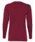 5400L Gildan Missy Fit Heavy Cotton Fit Long-Sleev GARNET