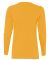 5400L Gildan Missy Fit Heavy Cotton Fit Long-Sleev GOLD