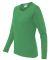 5400L Gildan Missy Fit Heavy Cotton Fit Long-Sleev IRISH GREEN