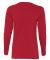 5400L Gildan Missy Fit Heavy Cotton Fit Long-Sleev RED