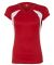 Badger 6161 Ladies Athletic Jersey Red