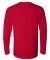 64400 Gildan Adult Softstyle Long-Sleeve T-Shirt CHERRY RED