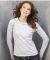 64400L Gildan Junior-Fit Softstyle Long-Sleeve T-Shirt Catalog