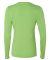 64400L Gildan Junior-Fit Softstyle Long-Sleeve T-S KIWI