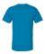 6901 LA T Adult Fine Jersey T-Shirt COBALT