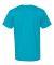 6901 LA T Adult Fine Jersey T-Shirt VINT TURQUOISE