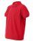 94800B Gildan Youth Gildan DryBlendPiqu RED