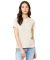 BELLA 6400 Womens Relaxed Jersey Tee OATMEAL TRIBLEND