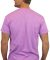 Gildan 5000 G500 Heavy Weight Cotton T-Shirt HTHR RDNT ORCHID